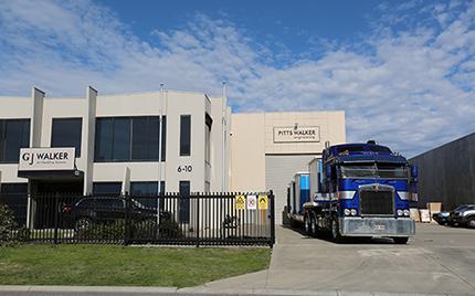 Pitts Walker Engineering Pty Ltd